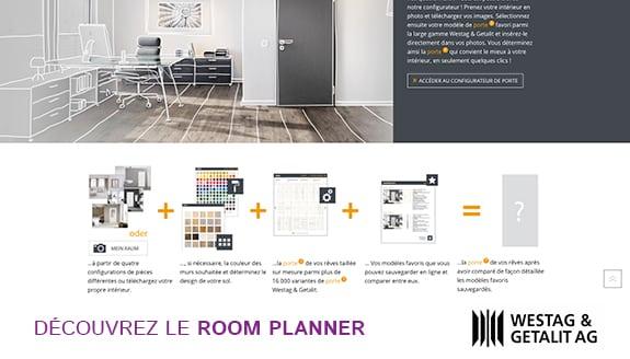 Room planner Westag & Getalit AG