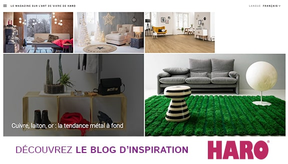 Blog d'inspirations Haro