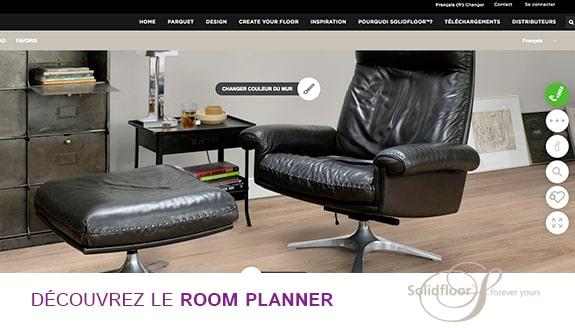 Room planner Solid Floor