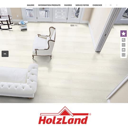 Room planneur Holzland