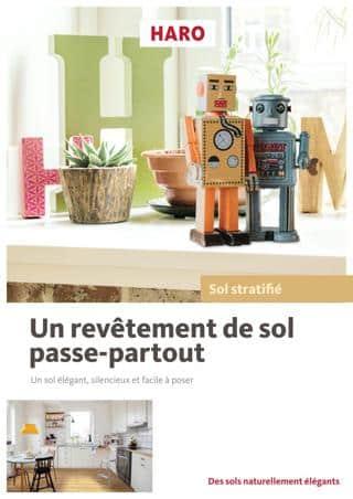Catalogue Sols Stratifiés Haro